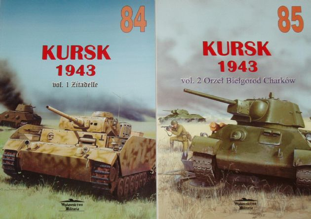 Kursk 1943, Volumes 1 and 2 (84 & 85)